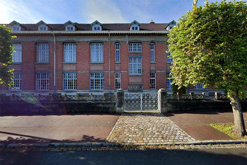 Ecole PAINLEVE Thomas (Douai)